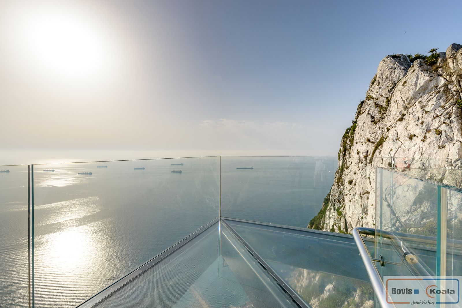 Skywalk Gibraltar Bovis Koala Jv Gibraltar