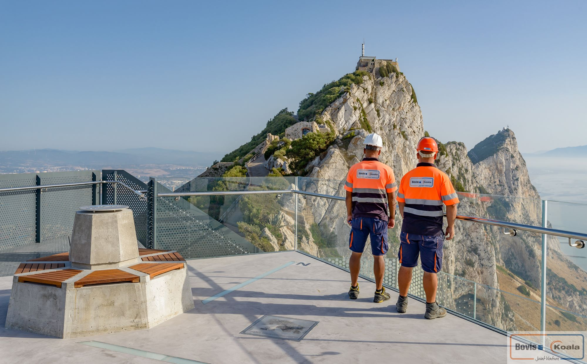 Bovis Koala Skywalk Gibraltar 20