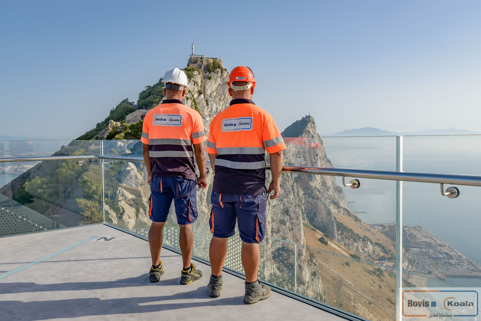 Bovis Koala Skywalk Gibraltar 21