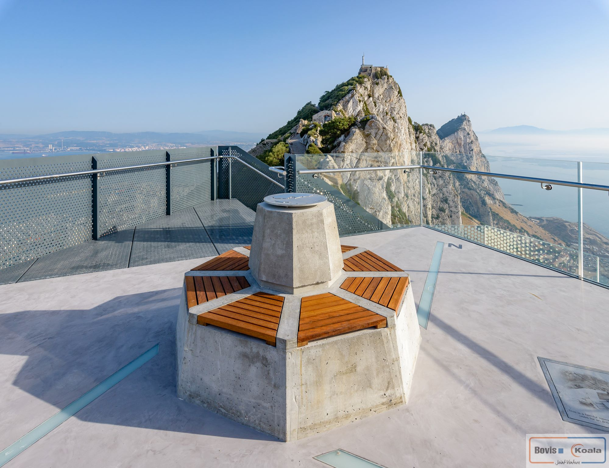 Bovis Koala Skywalk Gibraltar 15