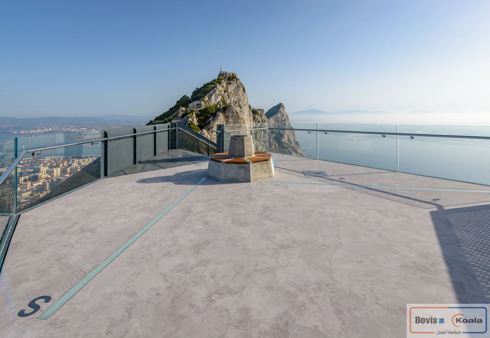 Bovis Koala Skywalk Gibraltar 19