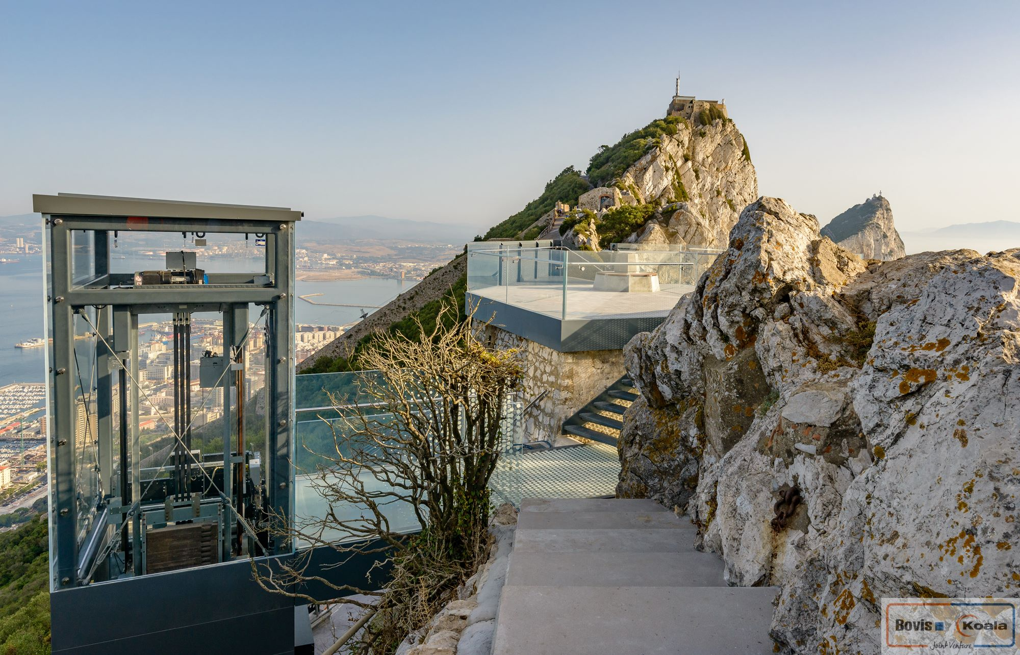 Bovis Koala Skywalk Gibraltar 8